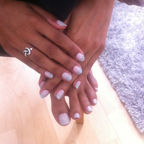 nails by natalie rose london pedicures mobile technician