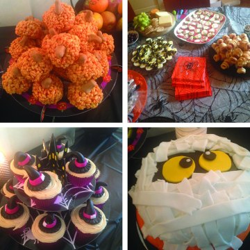 nails by natalie rose mobile nail technician halloween party