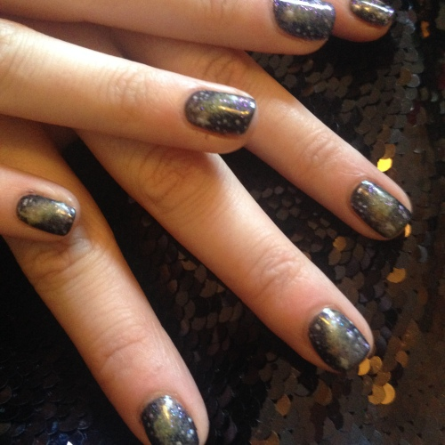 nails by natalie rose london mobile nail technician galaxy manicure half price pedicure