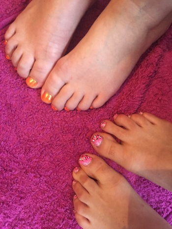 nails by natalie rose london mobile nail technician pedicure