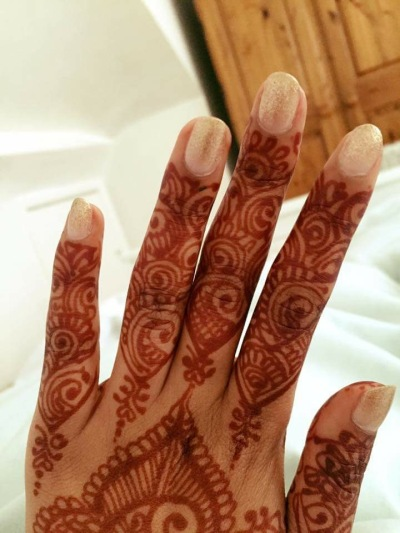 nails by natalie rose london mobile nail technician manicure pedicure henna inidan wedding