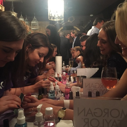 nails by natalie rose london mobile nail technician manicure pedicure jades angels pr birthday party morgan taylor