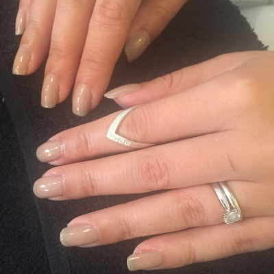 nails by natalie rose london mobile nail technician manicure pedicure red carpet london fashion week party islington