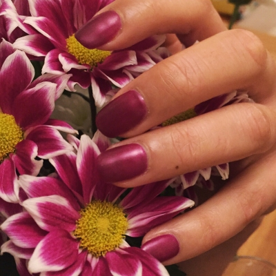 nails by natalie rose london mobile nail technician manicure potter bar Tango passion