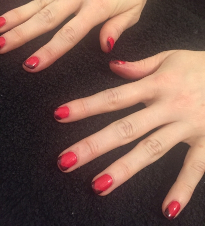 nails by natalie rose london mobile nail technician french manicure pedicure