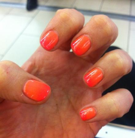 nails by natalie rose london mobile nail technician manicure pedicure ombré