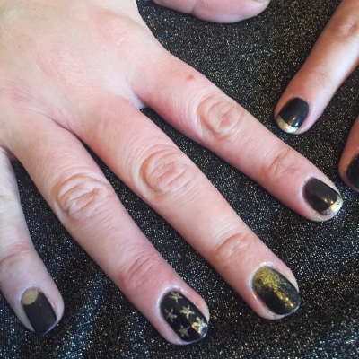 nails by natalie rose london mobile nail technician manicure pedicure star nail art