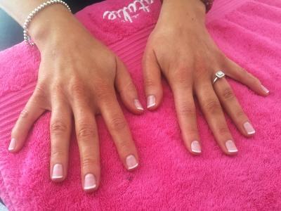nails by natalie rose london mobile nail technician bridal manicure pedicure