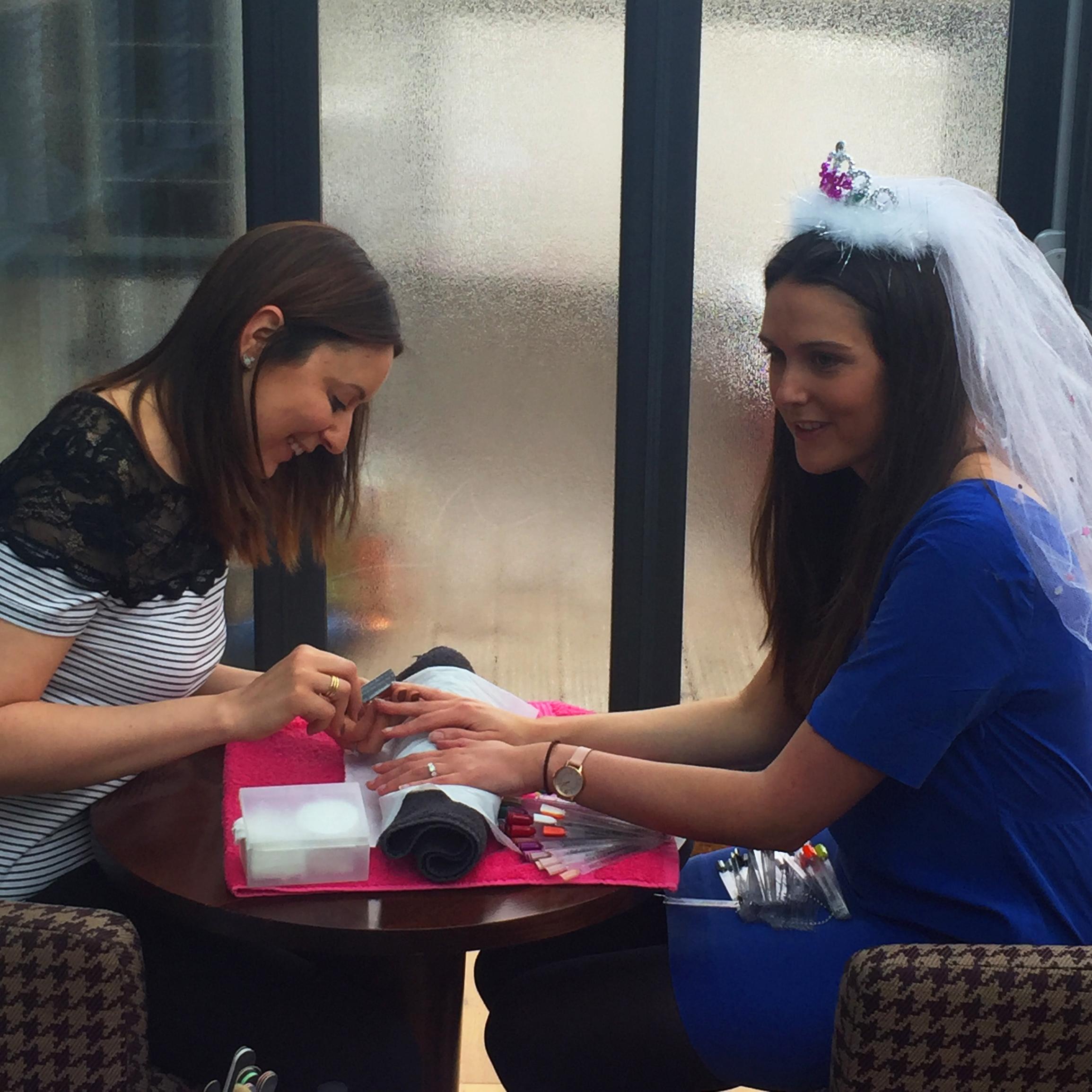 Wedding season has begun! – Nails by Natalie Rose – Mobile London ...