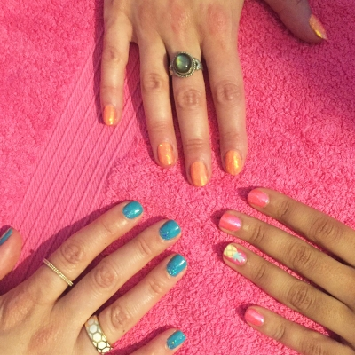 nails by natalie rose london mobile nail technician glasto nails