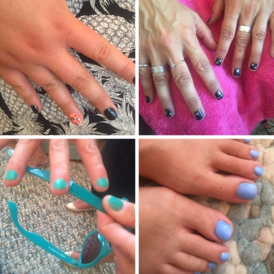 nails by natalie rose london mobile nail technician manicure pedicure hen party