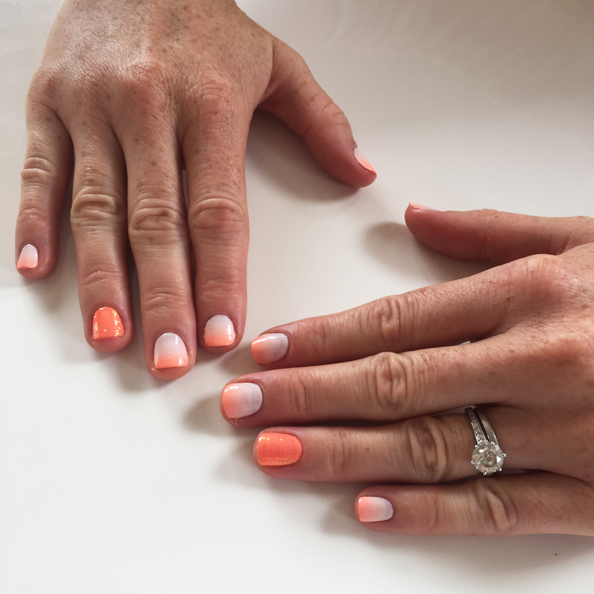 Ombre Nails – Nails by Natalie Rose – Mobile London Nail Technician