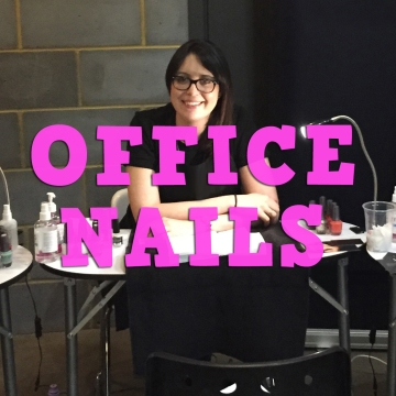 office nails by natalie rose