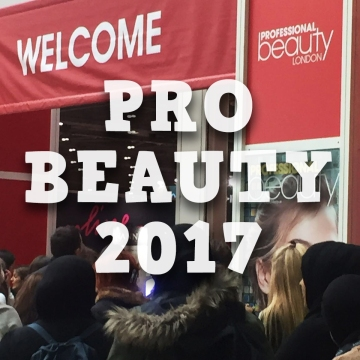 Pro Beauty 2017 nails by natalie rose london mobile nail technician manicure pedicure