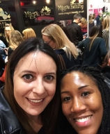 nails by natalie rose london mobile nail technician at Pro Beauty 2017