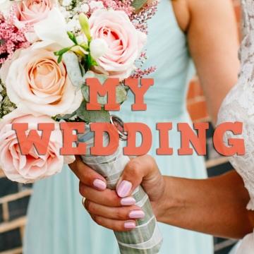 nails by natalie rose london My Wedding Nails