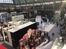 nails by natalie rose london mobile nails Beauty Show Olympia 2017