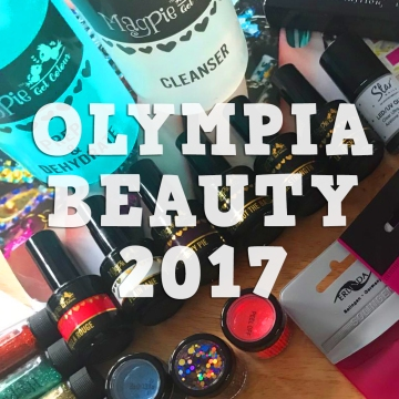 nails by natalie rose london Olympia Beauty 2017 Thumb