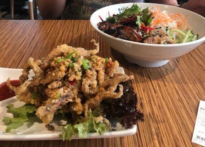 Food heaven at Bang Bang!