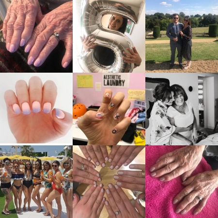 nails by natalie rose london mobile manicure Top 9 of 2018