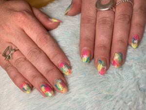 Nails by natalie rose mobile manicures london A classic from Sophie