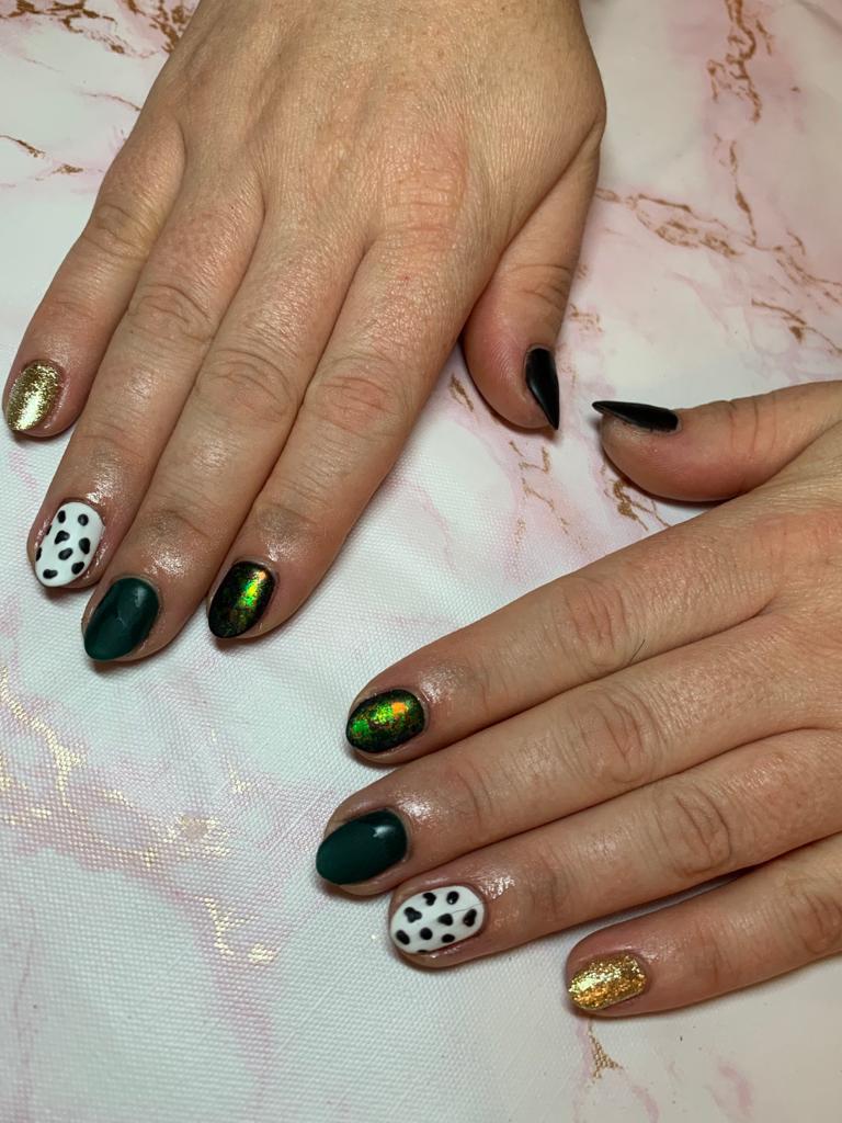 nails by natalie rose london mobile manicure autumn vibes Nail Art Megamix