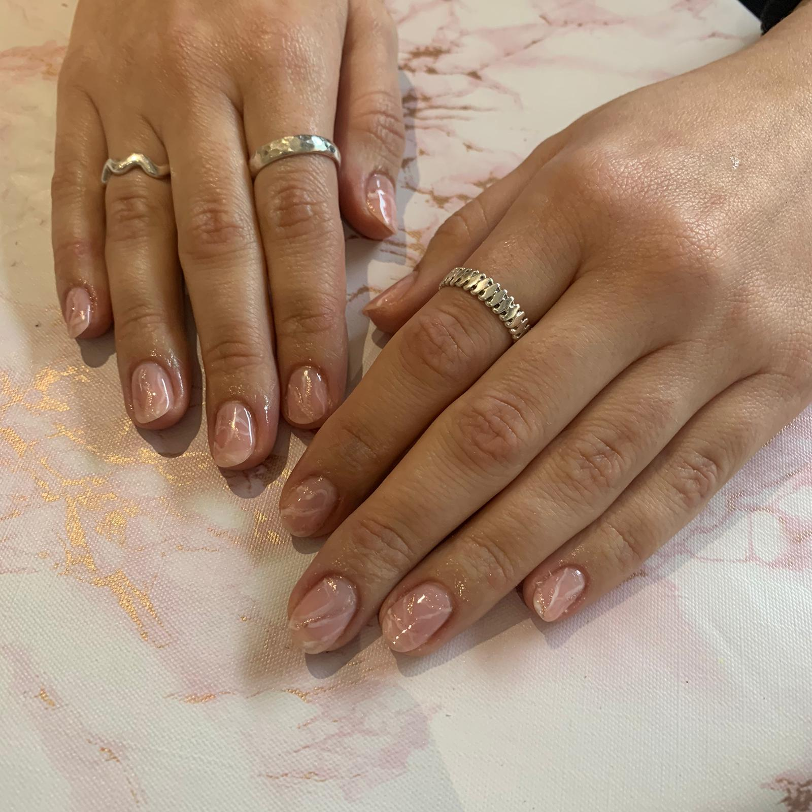nails by natalie rose london mobile manicure autumn vibes nails art nails by natalie rose london mobile manicure autumn vibes nails art Rose quartz