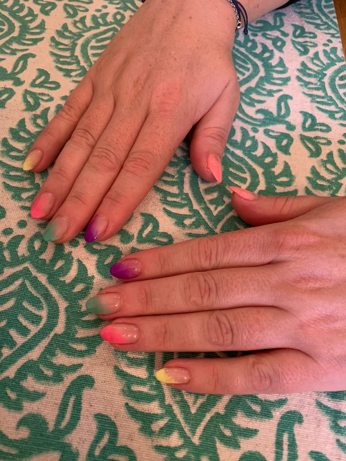 nails by natalie rose london mobile manicure autumn vibes nails art nails by natalie rose london mobile manicure autumn vibes nails art Ombré tips